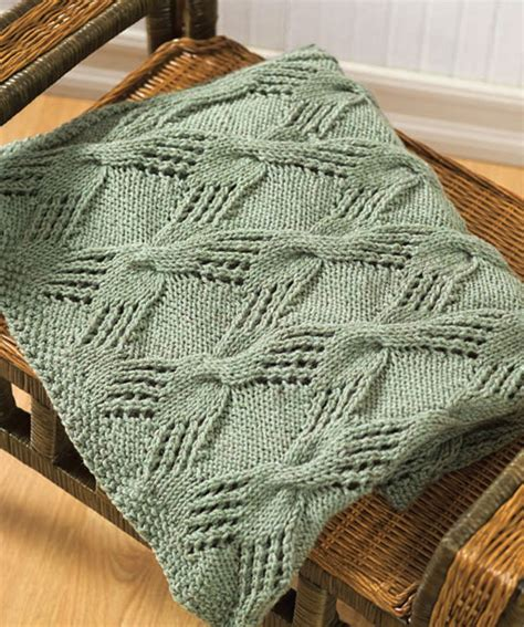 cable knit throw cable knit throw knitting pattern