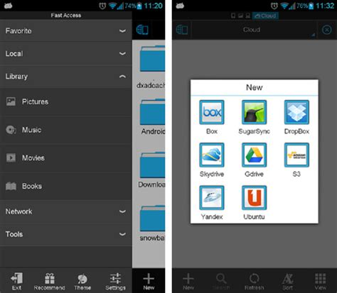 file explorer for android top 10 best file manager or file explorer for android