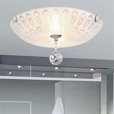 bedroom ceiling light fixtures 2014 new special offer glass iron modern fashion crystal