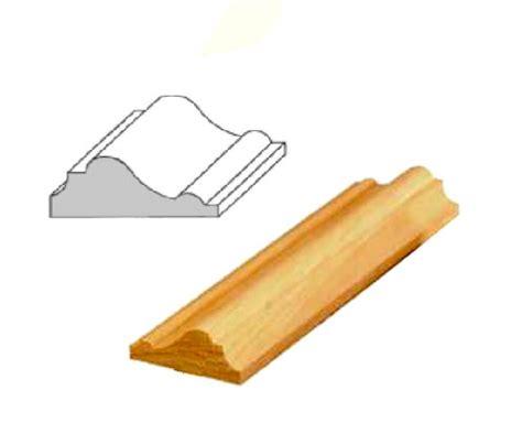 cornici in legno per pareti 118 16x38 mm