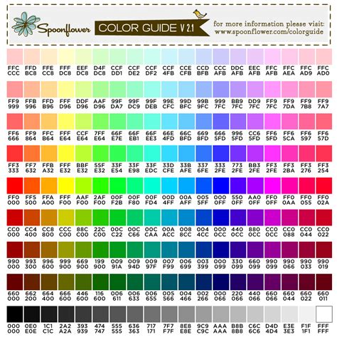 neon color codes how can i make sure my design is the color i want