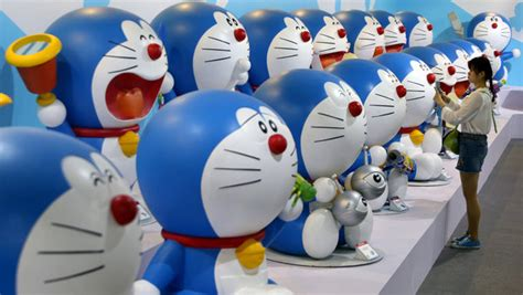 Doraemon Graphic 29 a warning in china beware the blue fatty cat the new