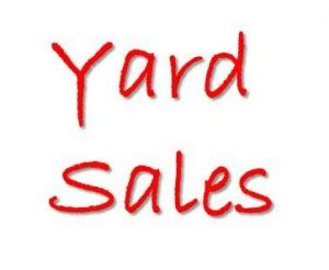 Garage Sales Friday Maryville Wide Garage Sale Friday And Saturday
