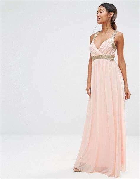 maxi jurken boohoo boohoo boohoo exclusive boutique sequin mesh maxi dress