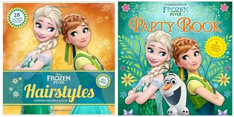 frozen hairstyles book pdf disney frozen fever hairstyles and disney frozen fever