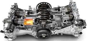 Boxer Engine Half Century Up For Subaru Boxer Engines Carman S Corner