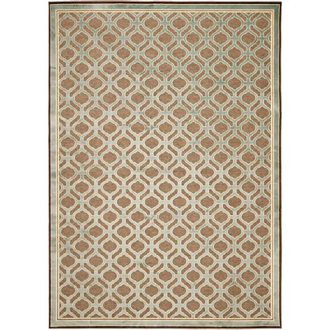 4 x 5 area rugs safavieh martha stewart arrowroot 4 ft x 5 ft 7 in area rug msr4445t 4 the home depot