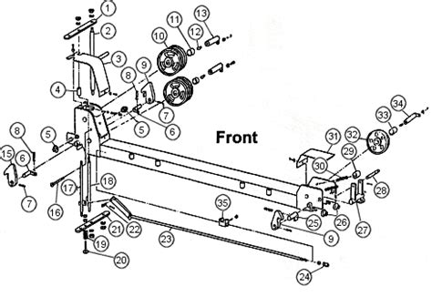 ben pearson lift car wiring diagram engine diagram and