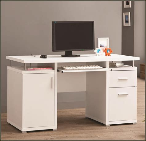 home office desk with file drawers white desk with file drawers whitevan