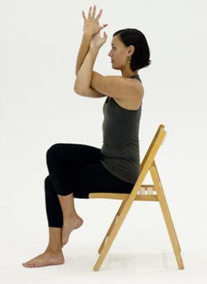 armchair yoga best 25 chair yoga poses ideas on pinterest chair yoga