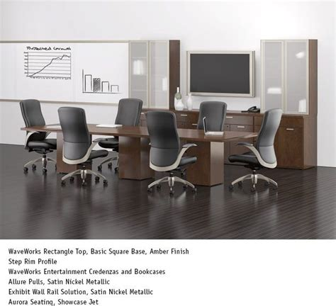 Waveworks Conference Table Pin By National Office Furniture On Conference