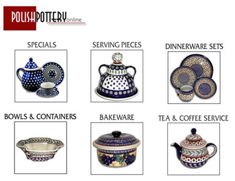 Handmade In Poland - boleslawiec pottery in washington and on the web