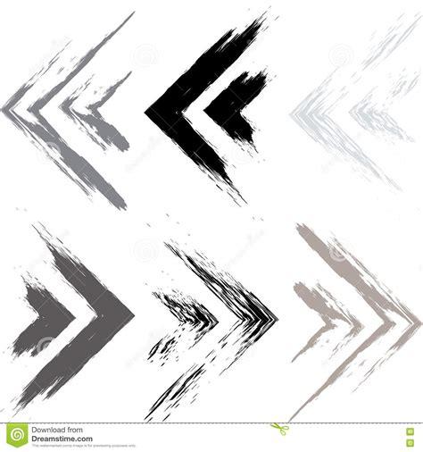 hand drawn arrows removable wallpaper cute geometric seamless pattern brush strokes arrows