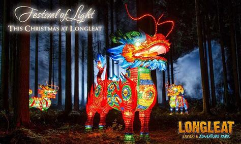 festival of lights discount tickets longleat safari adventure park entry with tickets to