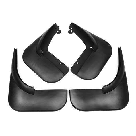 Passat B5 B5 5 Mudguards Intl 4pcs car front rear mud flap mudguards splash guards for