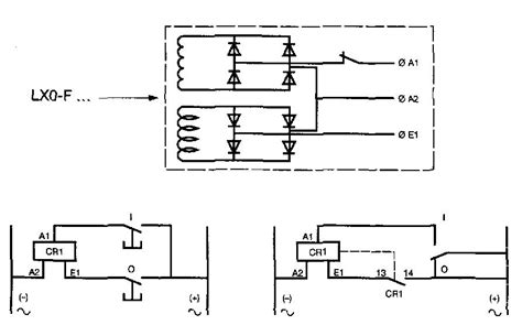 latching contactor wiring diagram wiring diagram and