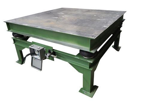 Vibrating Table by Strike High G S A Vibratory Table S Compaction