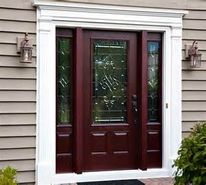 fiberglass entry doors with glass images