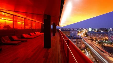 silken puerta america unmissable rooftop terraces in madrid mad4you hostel madrid