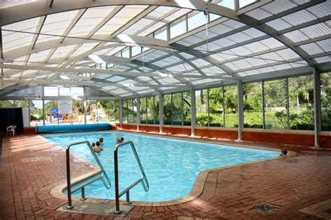indoor heated pool amblin holiday park updated 2018 prices cground reviews busselton australia tripadvisor