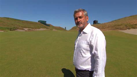 frank nobilo golf swing u s open golf 2015 chambers bay hole 10 tee to green