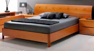 High Platform Bed With Storage Made In Spain Wood High End Platform Bed With