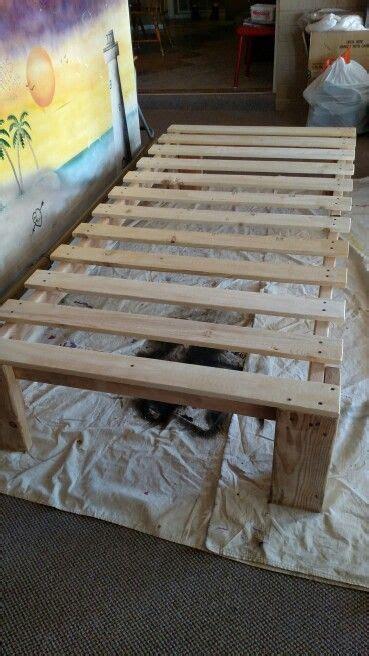twin xl platform bed frame   home   pinterest
