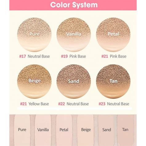 Etude House Bb Cushion etude house any cushion all day spf50 pa