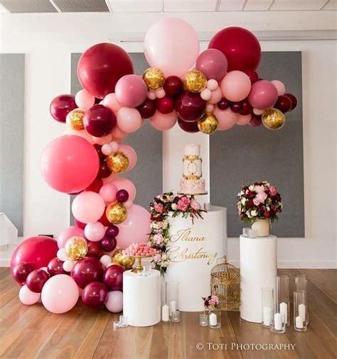 centros de mesa para 15 aos con globos centros de mesa con globos para xv a 241 os decoracion de