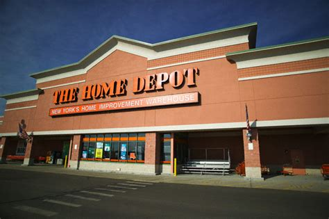 just about every home depot store was hit with its