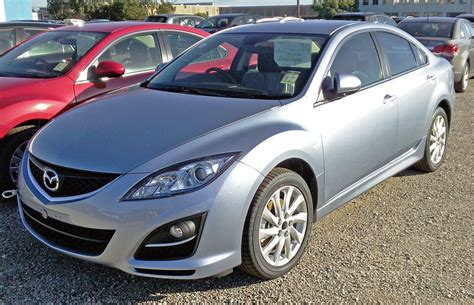 10 Classic Buys For 2010 by файл 2010 Mazda6 Gh Series 2 My10 Classic Sedan 2010 04