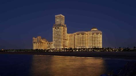 waldorf astoria ras al khaimah dpa lighting consultants
