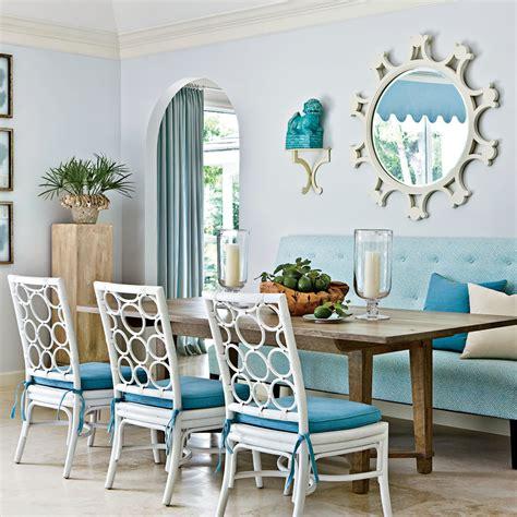 coastal living dining rooms bank on it john s island florida vacation home