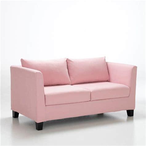 la redoute canapé 2 places la redoute canape 2 places akio pink sofas