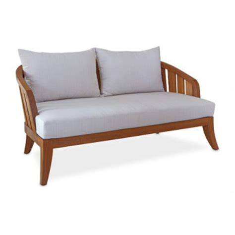 2 seater outdoor sofa sophie outdoor 2 seater sofa costa rican furniture
