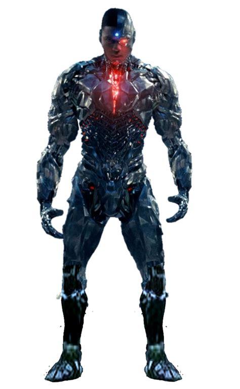 justice league film cyborg justice league movie cyborg transparent by 13josh16 on