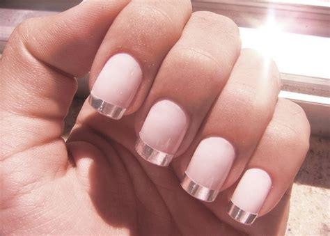 Silver Tip Nail