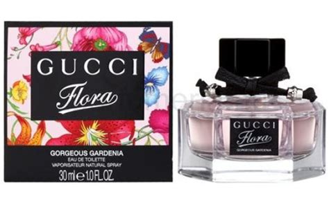 Parfum Ori Gucci Flora Georgeous Gardenia Reject flora by gucci gorgeous gardenia