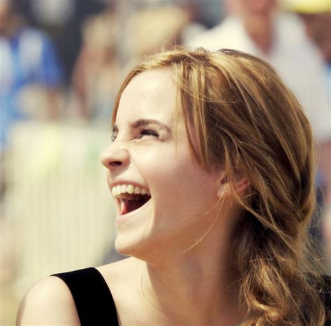 emma watson laughing the emma watson glog publish with glogster