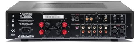 audiow cambridge audio cxa  integrated amplifier