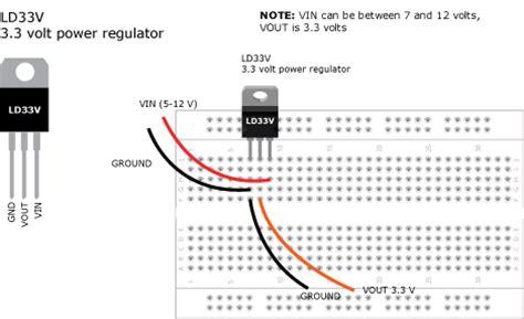 decoupling capacitor for 3 3v power33ld33v learning wiring