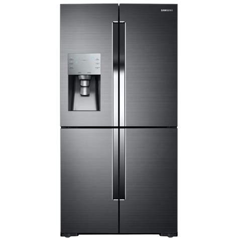 samsung refrigerators door shop samsung 4 door flex 28 1 cu ft 4 door door