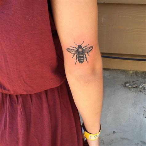 bee tattoos designs ideas and meaning tattoos for you
