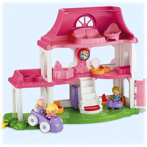 fisher price little people house little people 174 happy sounds home shop little people toddler toys fisher price
