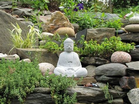 creer un jardin zen