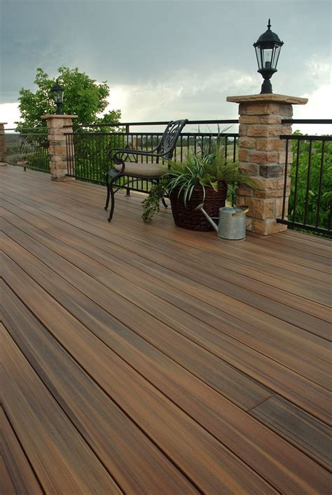 decks durable  luxury trex decking reviews