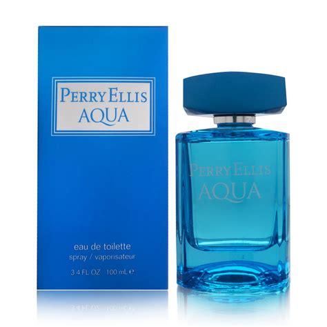Perry Ellis Aqua Parfum Original 100 ellis usa