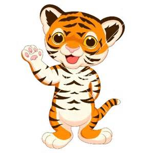gallery gt cute animated tiger pictures