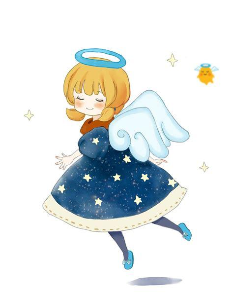 emoji wallpaper angel hangout angel emoji personification by wandarocket on