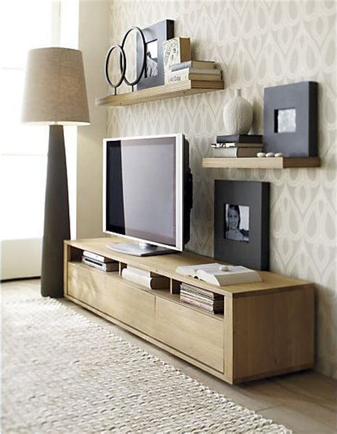 Tv Stand For Room by 18 Quot 10 Ultra Low Tv Consoles Brown Tv Walls